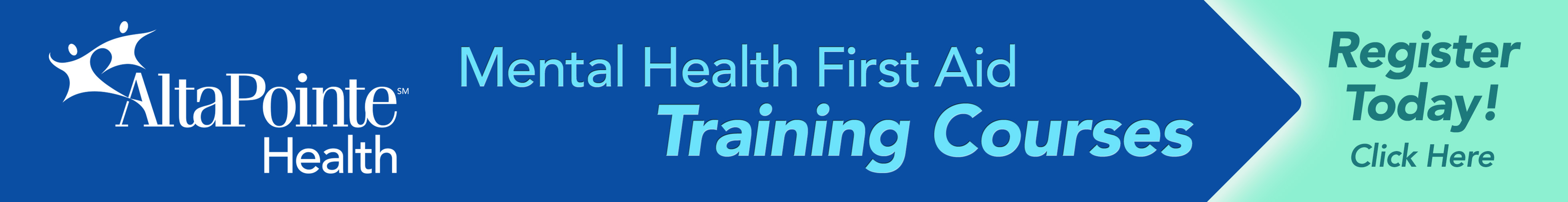 Mental Health First Aid - AltaPointe Health